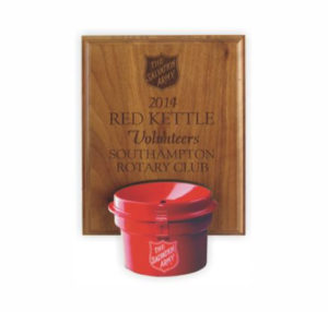 3D Kettle Plaque