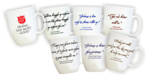 Message Mugs