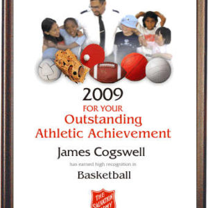Athletic Achievement