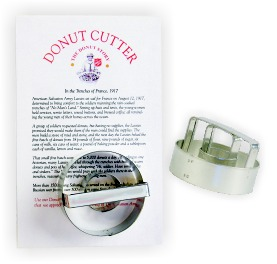 Donut Cutter with Story