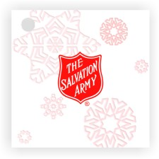 Salvation Army Gift Tags