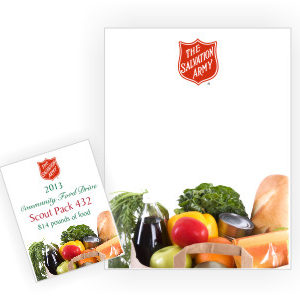 Fresh Groceries Award Certificates