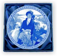 2013 Miniature Collector Plate