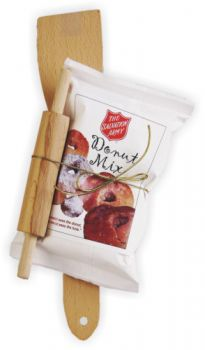 Donut Set with Spatula & Rolling Pin