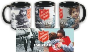 Then & Now Mug: Disasters