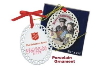 Porcelain Ornament