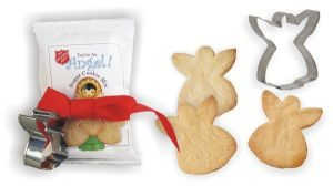 Angel Cookie Mix Gift Set w/ Cookie Cutter