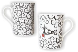 "Curlicue ""Others"" Mug"