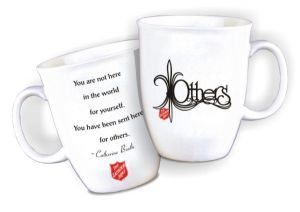 """Others"" Cocoa Mug"