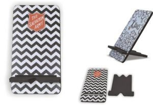 Chevron Shield Phone Stand