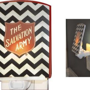 Night Light, Chevron & Shield