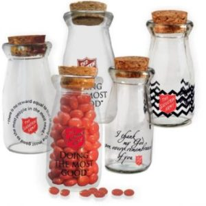 Mini-Milk Bottles