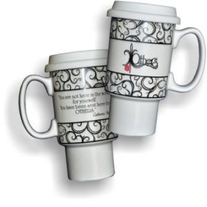 """Others"" Ceramic Travel Mug"