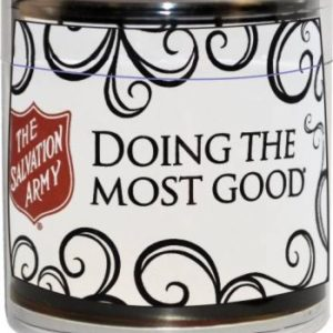 """""""Doing The Most Good""""Miniature Box"""