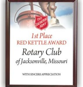 Red Kettle Award