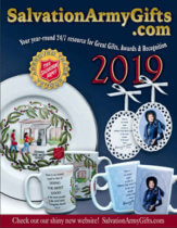 Salvation Army Gifts 2017 Catalog